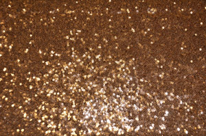 Copper Glitz Mesh Sequins Table Runners Table Runners