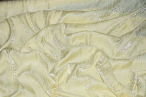 Ivory Iridescent Crush Tablecloths Tablecloths