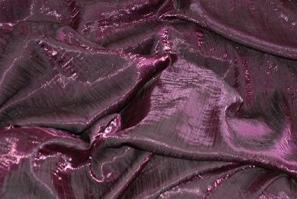 Magenta Iridescent Crush Tablecloths Tablecloths