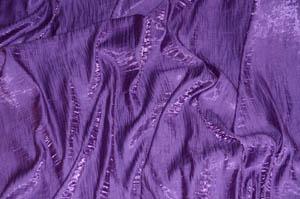 Purple Iridescent Crush Table Drapes Table Drapes