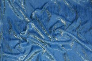 Slate Blue Iridescent Crush Table Drapes Table Drapes