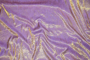 Violet Gold Iridescent Crush Table Drapes Table Drapes