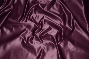 Abergine L'Amour Satin Tablecloths Tablecloths