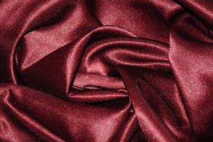 Burgundy L'Amour Satin Tablecloths Tablecloths