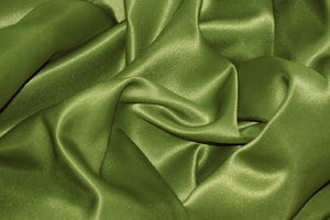 Dark Lime L'Amour Satin Tablecloths Tablecloths