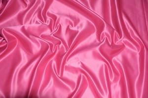 Hot Pink L'Amour Satin Tablecloths Tablecloths