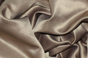 Latte L'Amour Satin Tablecloths Tablecloths