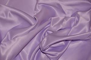 Pale Lavender L'Amour Satin Tablecloths Tablecloths