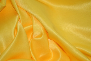 Pride Yellow L'Amour Satin Tablecloths Tablecloths