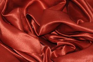 Rust L'Amour Satin Tablecloths Tablecloths