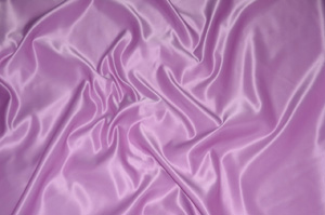 Violet L'Amour Satin Table Overlays Overlays