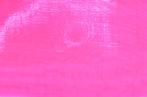 Candy Pink Mirror Organza Chair Sashes Sashes & Ties