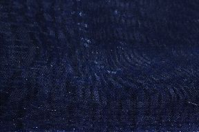 Dark Navy Blue Mirror Organza Tablecloths Tablecloths