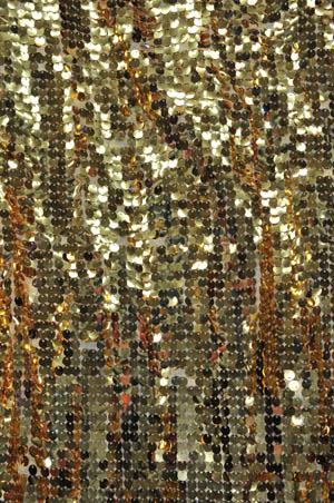 Gold New York Dazzle Table Drapes Table Drapes