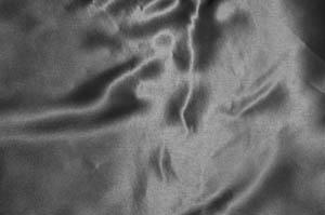 Grey Bridal Satin Chair Cover Pillowcases Universal Pillowcases