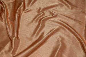 Dark Gold Crepe Satin Table Drapes Table Drapes
