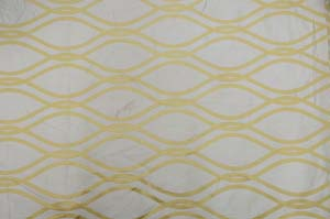 Gold Elliptical Jacquard Table Drapes Table Drapes