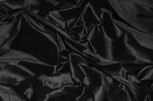 Black Faux Silk Chair Cover Pillowcases Universal Pillowcases