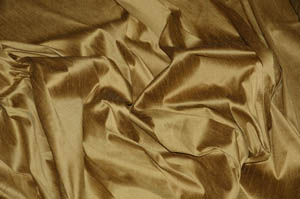 Gold Faux Silk Table Drapes Table Drapes