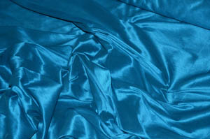 Turquoise Faux Silk Chair Cover Pillowcases Universal Pillowcases