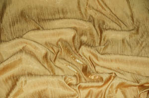 Gold Iridescent Crush Table Drapes Table Drapes