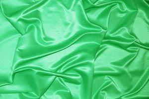 Light Green L'Amour Satin Table Overlays Overlays