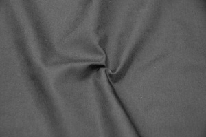 """Woven 100% Cotton Muslin Dyed Black 60"""" Yards"""