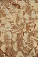 Gold Petal Taffeta Table Drapes Table Drapes