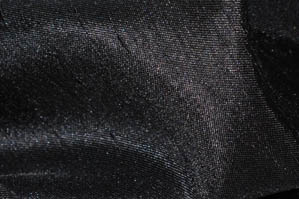 Black Shantugn Satin Chair Cover Pillowcases Universal Pillowcases