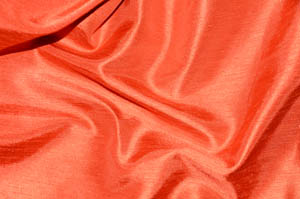 Dark Orange Shantugn Satin Pillowcases Universal Pillowcases