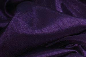 Dark Purple Shantugn Satin Chair Cover Pillowcases Universal Pillowcases