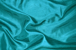 Light Teal Shantugn Satin Chair Cover Pillowcases Universal Pillowcases