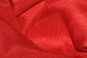 Red Shantugn Satin Chair Cover Pillowcases Universal Pillowcases