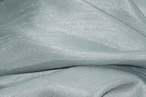 Silver Shantugn Satin Chair Cover Pillowcases Universal Pillowcases