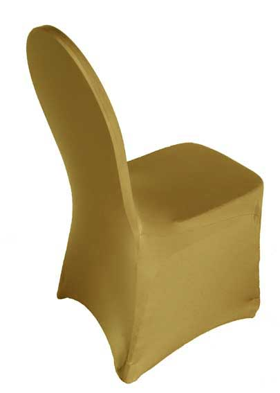 Champagne Spandex Chair Cover Ballroom Banquet Chair Covers Ballroom And  Banquet Chair Covers