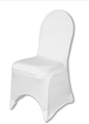 White Spandex Chair Cover Ballroom Banquet Chair Covers Ballroom and Banquet Chair Covers
