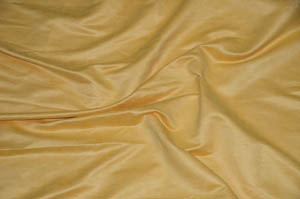 Gold Suede Table Drapes Table Drapes