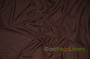 Brown Visa Polyester Chair Cover Pillowcases Universal Pillowcases