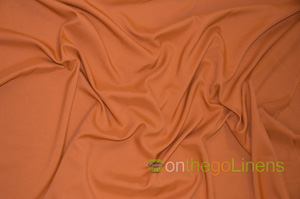 Cinnamon Visa Polyester Chair Cover Pillowcases Universal Pillowcases