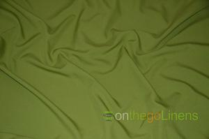 Dark Lime Visa Polyester Chair Cover Pillowcases Universal Pillowcases