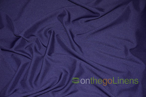 Dark Navy Visa Polyester Chair Cover Pillowcases Universal Pillowcases