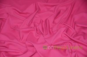Fuschia Visa Polyester Chair Cover Pillowcases Universal Pillowcases