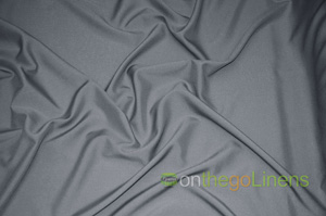 Grey Visa Polyester Chair Cover Pillowcases Universal Pillowcases