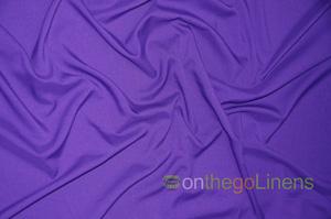 Light Purple Visa Polyester Chair Cover Pillowcases Universal Pillowcases