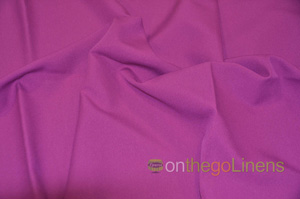 Magenta Visa Polyester Chair Cover Pillowcases Universal Pillowcases