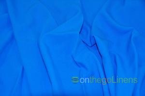 Ocean Blue Visa Polyester Chair Cover Pillowcases Universal Pillowcases