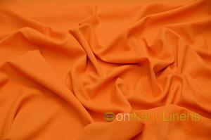 Orange Visa Polyester Chair Cover Pillowcases Universal Pillowcases