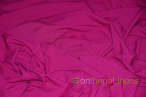 Raspberry Visa Polyester Chair Cover Pillowcases Universal Pillowcases