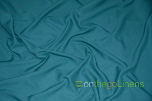 Teal Visa Polyester Chair Cover Pillowcases Universal Pillowcases