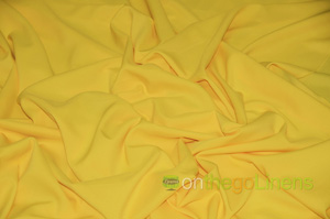 Yellow Visa Polyester Table Runners Table Runners